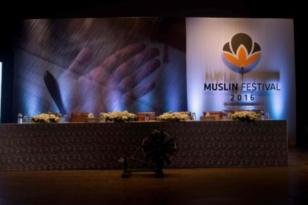 3. The stage is set for the Muslin Festival, 2016-min